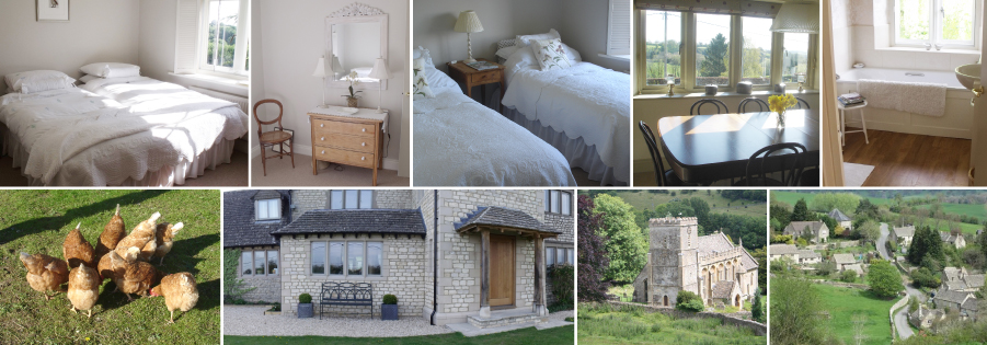 Baldwin House B&B Chedworth